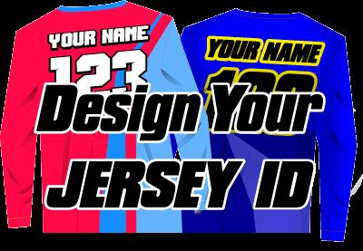 Motocross Jersey Design